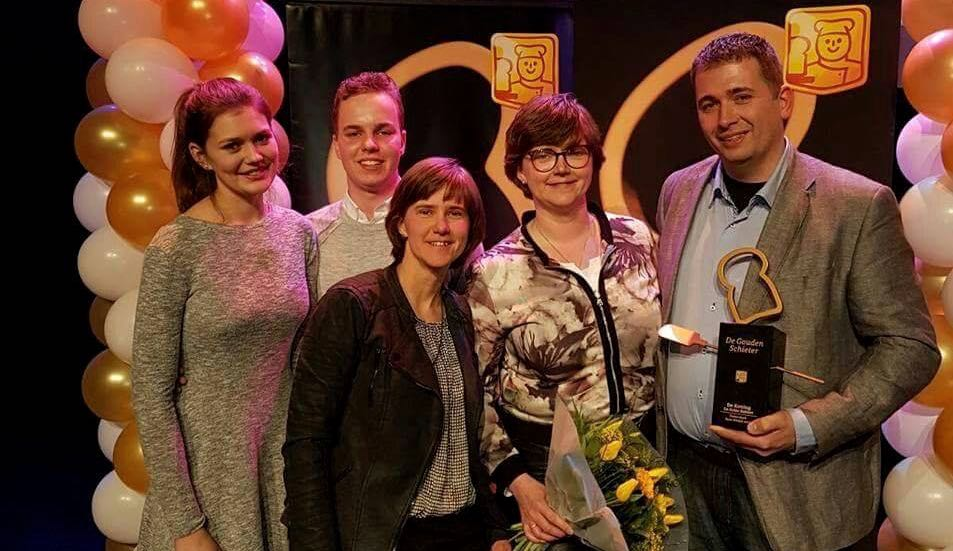 Puttershoek heeft beste Echte Bakkerswinkel in Nederland