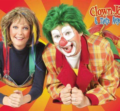 Sint show met Clown Jopie